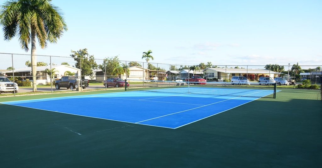 Marco Shores Estates Tennis Courts Marco Shores Estates, 55+, 55 plus, 55-plus, Active Community, Naples, FL