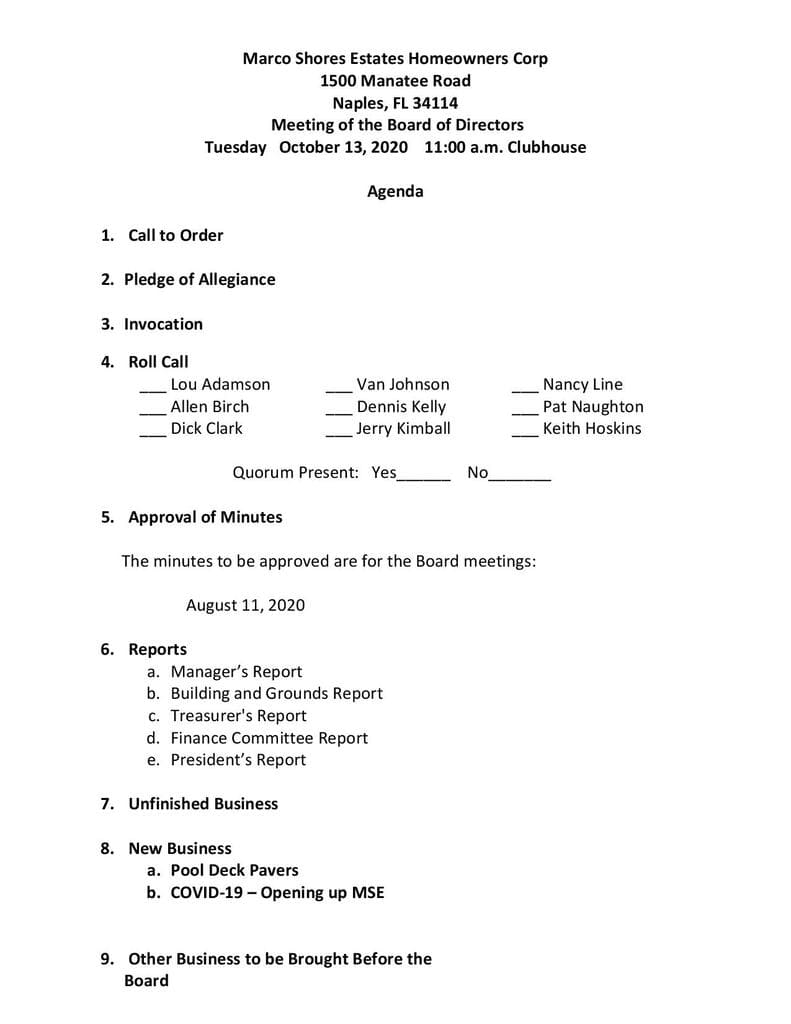 10-13-2020 Agenda 1-page-001 Compressed