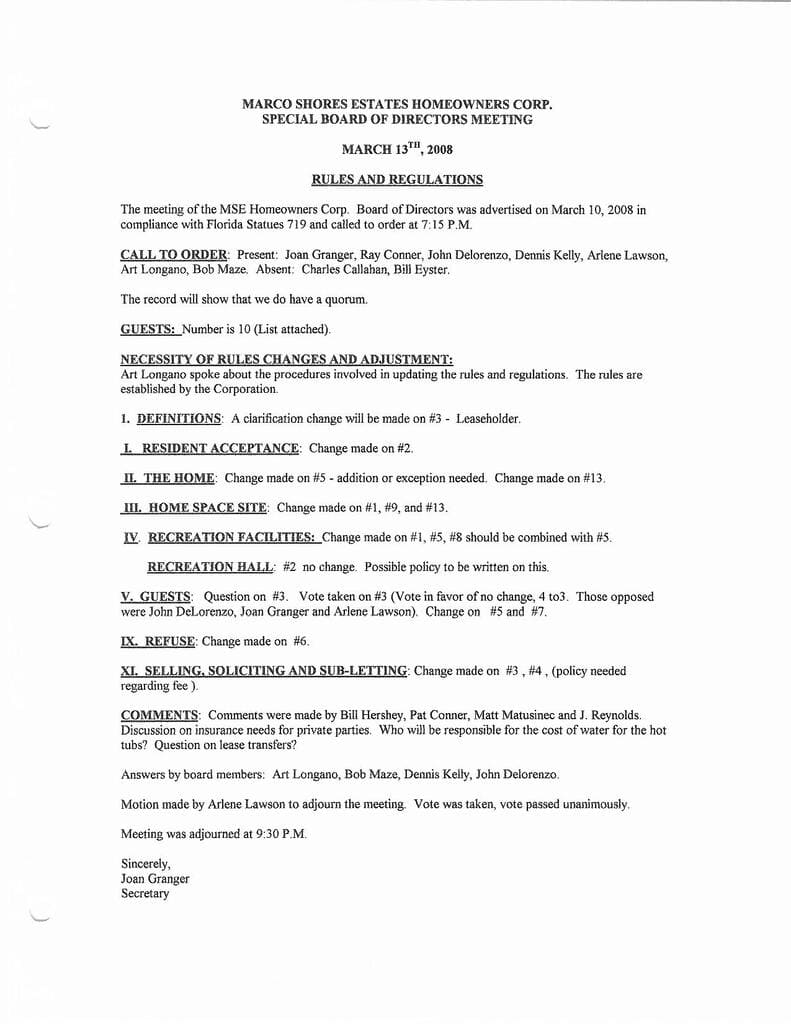 Board Minutes 3-13-2008 Special-Compressed