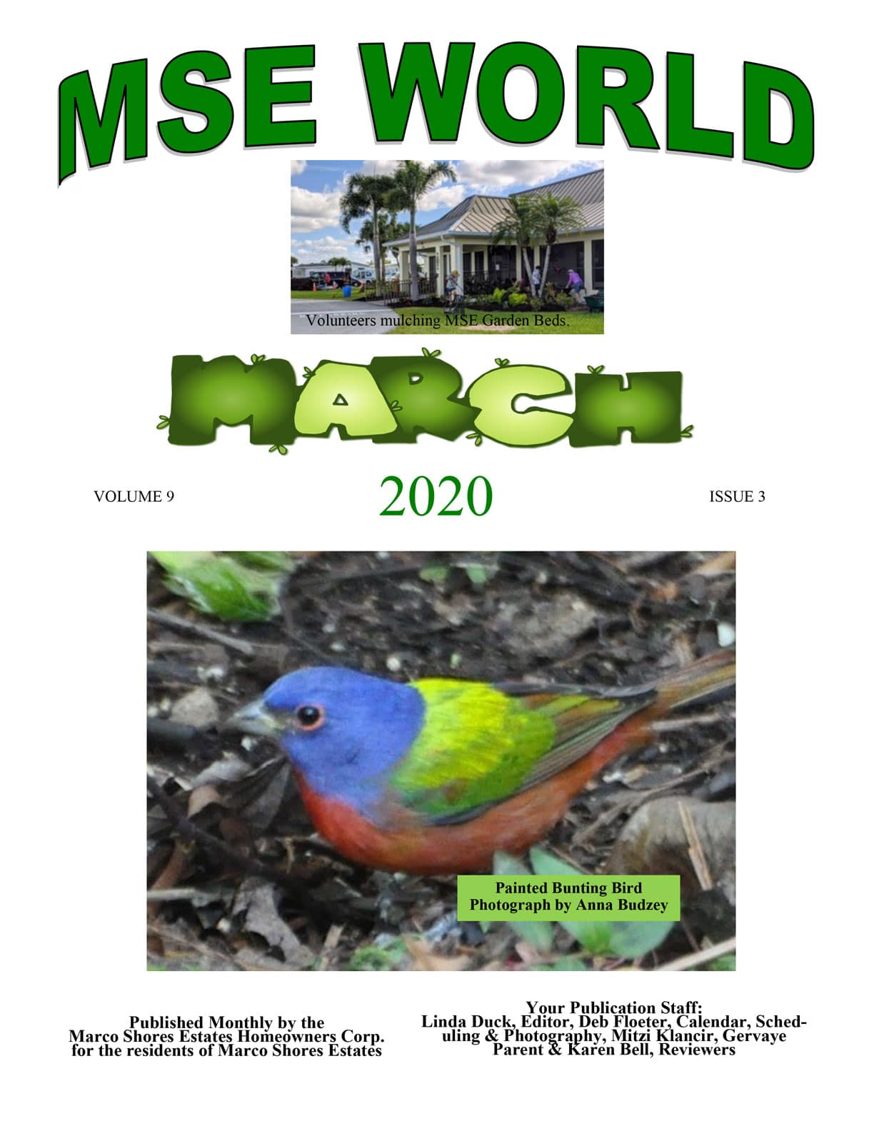 MSE World March 2020 Edition