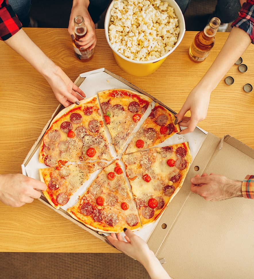 MSE Pizza Social